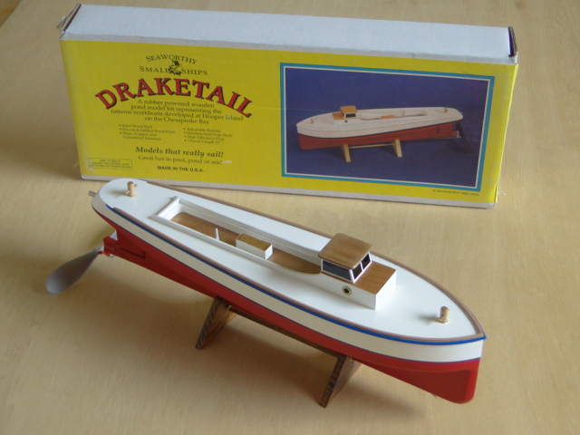 Draketail Semi-Scale Model courtesy of Hernando Rojas