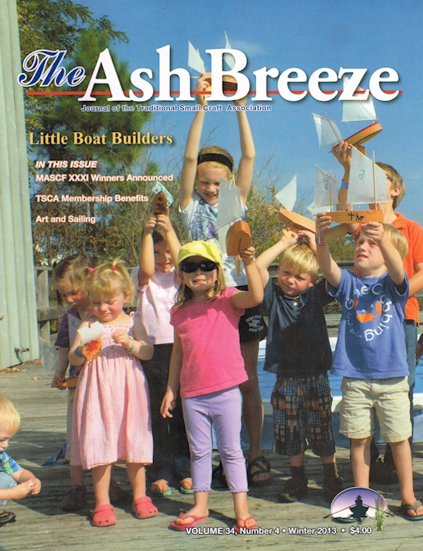 The Ash Breeze at the Mid-Atlantic Small Craft Festival